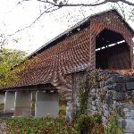 Meems Bottom Covered Bridge