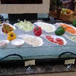 veggies.. :)