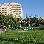 HOTEL AND GROUNDS
