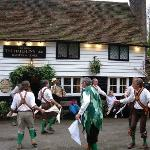 May Day at The Hatch Inn.....6.00AM!