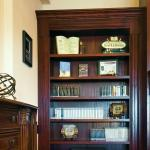 Read and return library