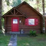 Cabin One Outside Ver