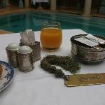 nuestro desayuno
