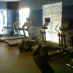 The Fitness Center / Gym