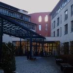 Hotel Esplanade Haupteingang