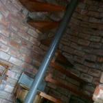 retreat spiral staircase
