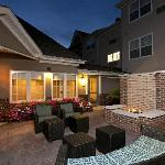 Exterior Lounge Seating w/ Fire Pit