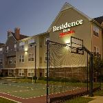 Residence Inn Exterior and Sports Court