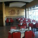 The Restaurant from the inside