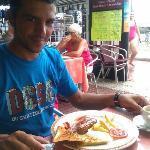 desayuno y cafe por 1.99 eur!!