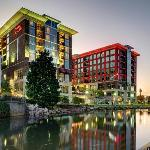 Photo de Hampton Inn & Suites Greenville - Downtown - Riverplace