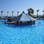 Pool Bar Sunrise Royal Makadi Hurghada