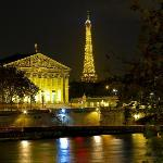 Paris--the city of lights