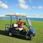 Golfing anyone?