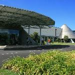 The Beautifully Landscaped Imiloa Astronomy Center