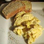breakfast at tree house