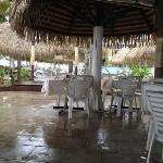 bar/ristorante fronte oceano