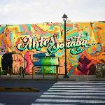 Graffiti por Lima