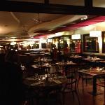 L interno del ristorante