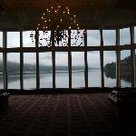 Fantastic view of the Loch from front main window.
