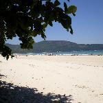 playa de lopez mendes - ilha grande - Brazil