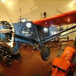 Travel Air Transport in the Woolaroc Museum