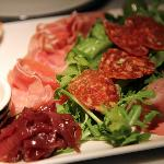 Salumi antipasti - very good (1)