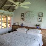 bedroom of Star Fruit villa