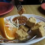 Fried Tofu appetizer - great!!
