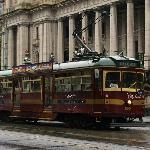 City circle train