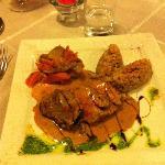 Foto de La Farigoule Restaurant-Hotel