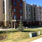 homewood suites exterior