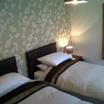 One of our Twin Rooms ensuite