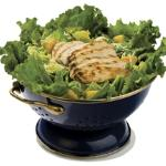 Colander Chicken Caesar Salad