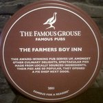 The Famous Grouse award