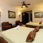Junior Suites with 2 queen beds