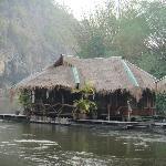 Бунгало. Вид с реки