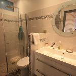 Salle de bain chambre Galand