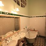 Salle de bain chambre Westminster