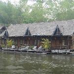 Photo de The Suan Sai Yok (River Kwai Cabin) Resort