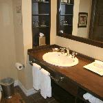 bathroom of standard executive rooms