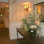 corridor on room floors