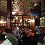 Inside Harry's New York Bar