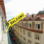 Quartos baratos Lisboa Baixa Chiado Bairro Alto Praça da Figueira Rossio