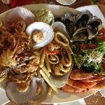 Seafood Extravaganza