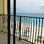 oceanfront unit view