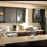 Deacra Villa - fitted kitchen