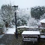 Winter at Tower House 1066