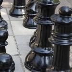 big chess men