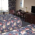 Two Double Beds/Standard Room